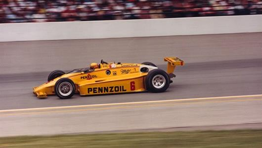 1984 indianapolis 500 winner,Rick Mears