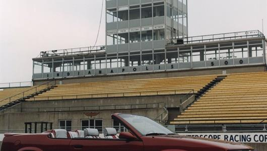 1985 Indianapolis 500 Pace Car, Oldsmobile Calais 500