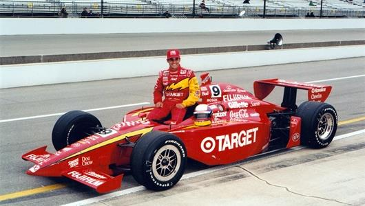 Juan Pablo Montoya, #9, Target, G Force, Oldsmobile