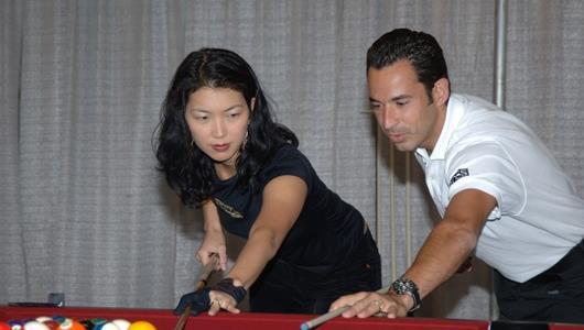 Jeanette Lee, professional billiards'