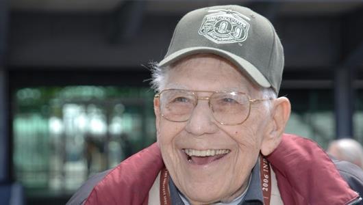 Tom Carnegie in May 2006