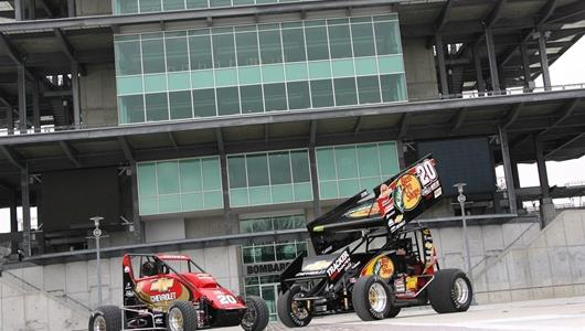 Chevrolet will sponsor the USAC and World of Outlaws open-wheel cars fielded by Tony Stewart Racing in 2007.