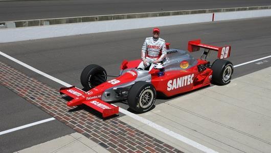 Buddy Lazier, #99 Sam Schmidt Motorsports Dallara/Honda/Firestone