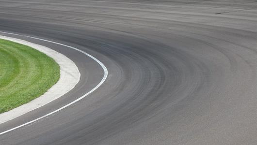 The tires to be used for the 2009 Allstate 400 at the Brickyard have created a