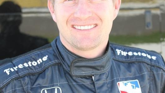 Jaques Lazier, driver of the No. 98 Team 3G car.