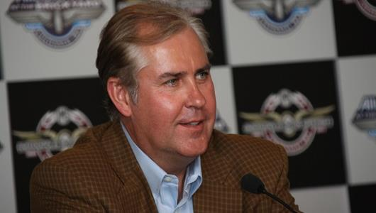 Indianapolis Motor Speedway Corporation President and Chief Executive Officer Jeff Belskus