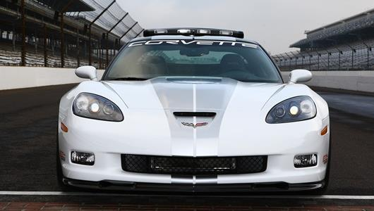 Chevrolet Corvette ZR1 will pace the 96th Indianapolis 500