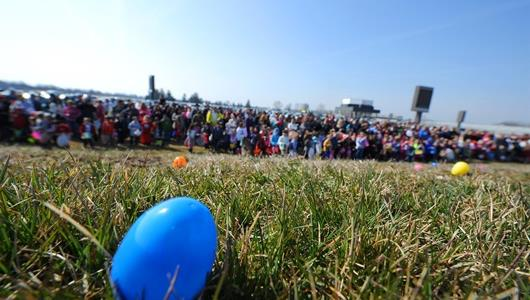 2013 IMS Kids Club Easter Egg Hunt