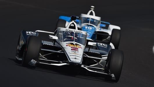 Josef Newgarden - Indianapolis 500 Practice