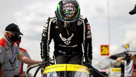 Conor Daly - Indianapolis 500 Practice