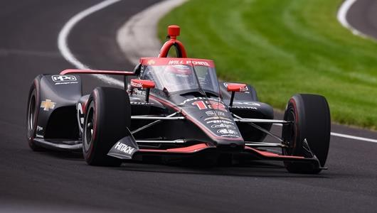 Will Power - Indianapolis 500 Practice