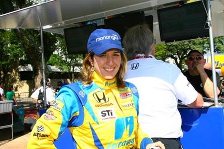 Beatriz Is Fifth Woman In 2010 Indianapolis 500 Field