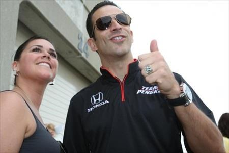 Helio Fastest On Opening Day; Kanaan Is Shakedown Specialist