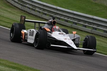 Dixon Fast Again; Tagliani, FAZZT Continue To Impress