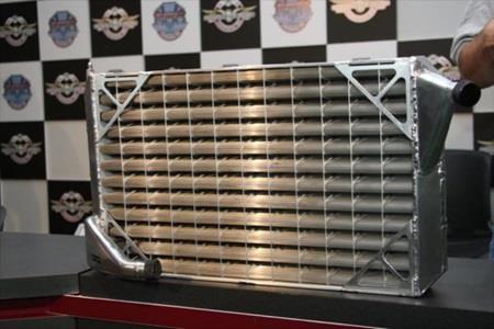 Mezzo MicroChannel Radiator Wins BorgWarner Louis Schwitzer Award