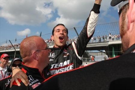A Conversation With ... Helio Castroneves and Tim Cindric