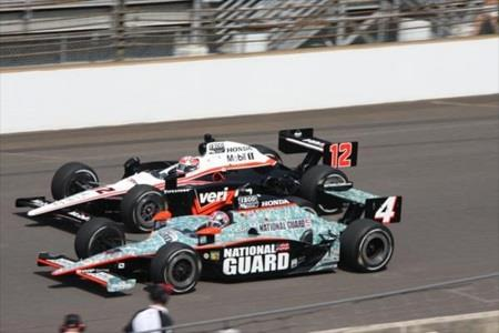 Franchitti Fastest; Conquest Rookies Stay Smooth