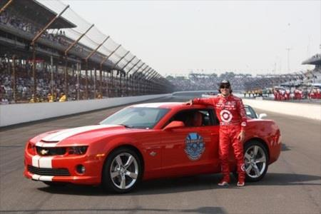 Indy 500 Fans Have One Week Left To Win Camaro Pace Car