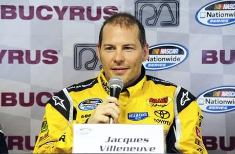 1995 Indy 500 Winner Villeneuve To Make Brickyard 400 Debut