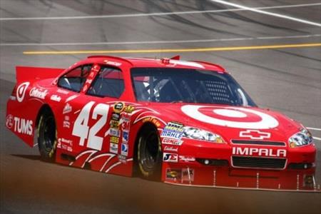 Montoya Eyes Brickyard Pole After Dominating Practice