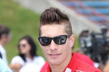 Nicky Hayden Pedals With Two Wheels