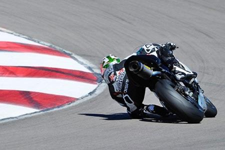 American Standout DiSalvo To Ride Moto2 Wild-Card Entry At Indy