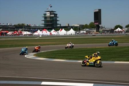 MotoGP Returning To Indianapolis In 2011