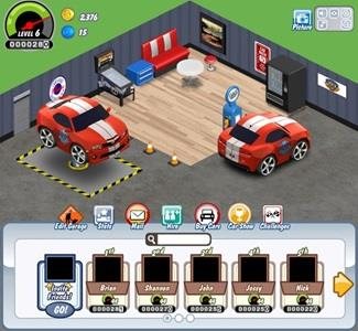 IMS Cars Featured In Facebook Game 'Car Town'