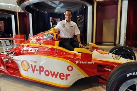 Shell, Pennzoil To Sponsor Helio's Car In 2011 Indianapolis 500