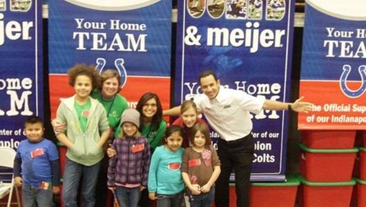 Team Penske and Meijer team up to help Big Brothers Big Sisters