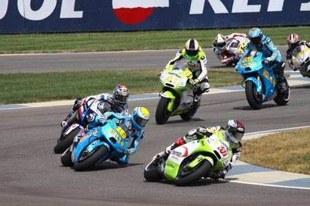 Rule Change Creates More Action At 2011 Red Bull Indianapolis GP