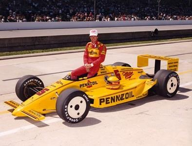 An Exclusive Interview with Rick Mears