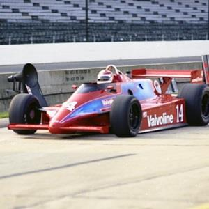 A.J. Foyt, Kevin Cogan and the 1982 Indianapolis 500