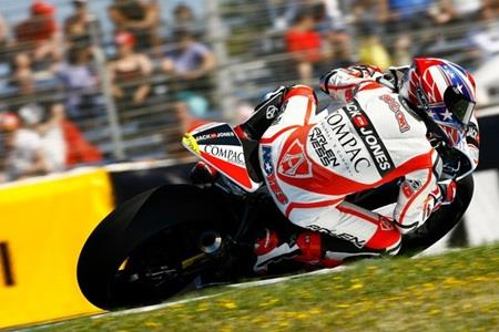 American Noyes Lands New Ride In Moto2 For 2011 Season
