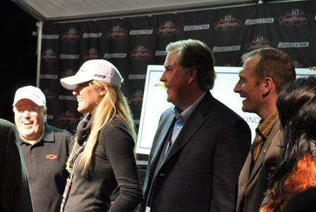 Winning Bid Of $225,000 Secures Drive Of Lifetime At 2011 Indy 500