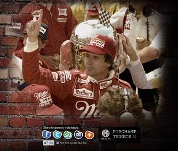 Fans Can Vote For Indy 500 Dream Lineup At 'Greatest 33' Website