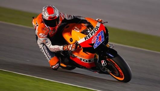Setting The MotoGP Scene For 2011