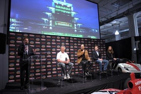 100th Anniversary Indy 500 Steps Into Bright Lights Of New York