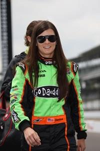 A Conversation With ... Danica Patrick