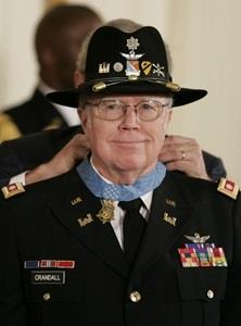 Medal Of Honor Winner Crandall To Serve As Honorary Starter
