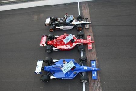 2011 Indianapolis 500 Starting Grid