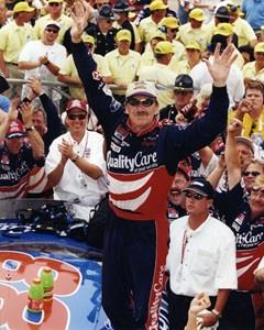 Yates' Love Affair With Brickyard Produced Powerful Victories