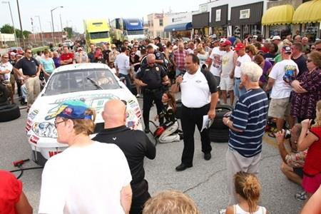 Fans Can Enjoy Hauler Parade, Festival July 28 In Speedway, Ind.