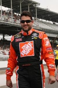The Brickyard is Tony Stewart's Neighborhood