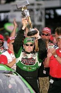 Labonte Paved Way For 2000 Title With Memorable Brickyard 400 Victory