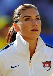 U.S. Women's Soccer Star Solo To Drive Brickyard 400 Pace Car