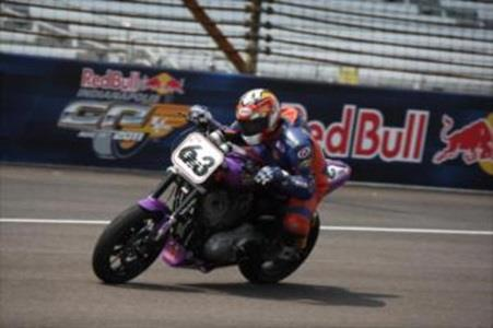 Harley Racers Fulfilling Dream To Compete At Red Bull Indianapolis GP