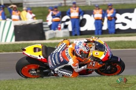 Stoner Grabs 2011 Red Bull Indianapolis GP Pole