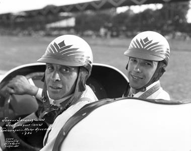 Indianapolis 500 Era Ends As Riding Mechanic Kennelly Dies At 97