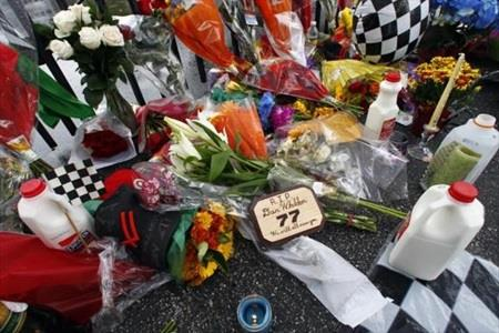 Dan Wheldon Memorial Service scheduled for October 23